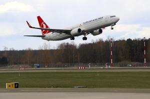 Pēc 539 dienām tūroperators «Tez Tour Latvija» atsāk čarterlidojumus uz Antalju ar «Turkish Airlines» 18