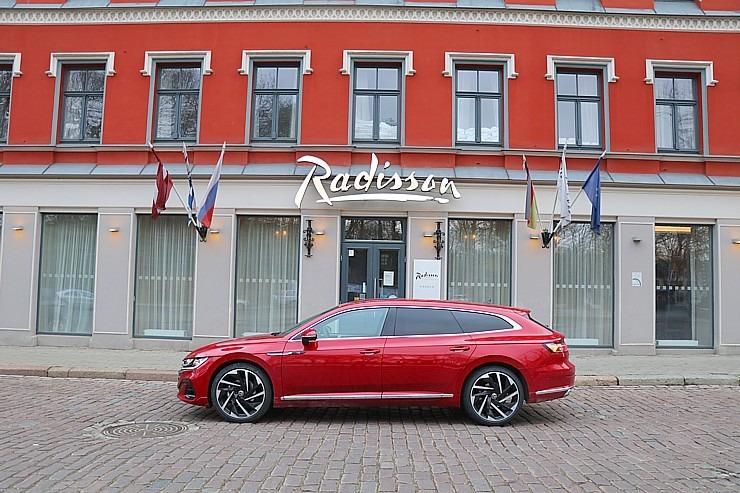 Travelnews.lv apceļo Latviju ar skaisto «Volkswagen Arteon Shooting Brake» 300366