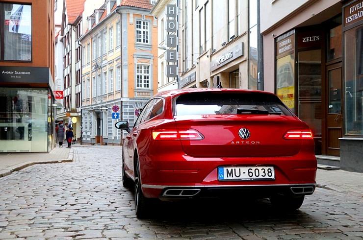 Travelnews.lv apceļo Latviju ar skaisto «Volkswagen Arteon Shooting Brake» 300369