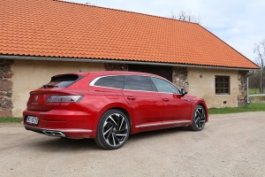 Travelnews.lv apceļo Latviju ar skaisto «Volkswagen Arteon Shooting Brake» 10