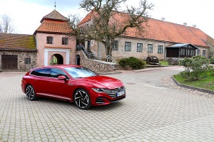 Travelnews.lv apceļo Latviju ar skaisto «Volkswagen Arteon Shooting Brake» 22