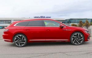 Travelnews.lv apceļo Latviju ar skaisto «Volkswagen Arteon Shooting Brake» 26