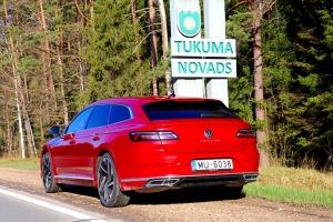 Travelnews.lv apceļo Latviju ar skaisto «Volkswagen Arteon Shooting Brake» 3