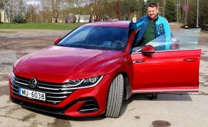 Travelnews.lv apceļo Latviju ar skaisto «Volkswagen Arteon Shooting Brake» 42