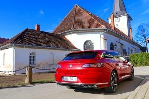 Travelnews.lv apceļo Latviju ar skaisto «Volkswagen Arteon Shooting Brake» 5
