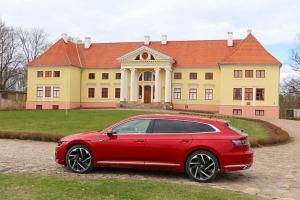 Travelnews.lv apceļo Latviju ar skaisto «Volkswagen Arteon Shooting Brake» 9