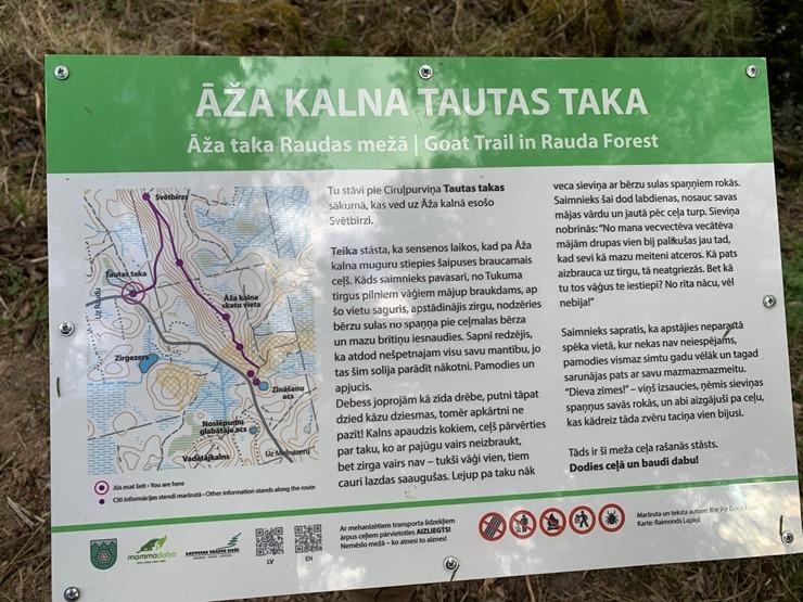 Travelnews.lv dodas 23 km pārgājienā Tukuma apkārtnē 300430