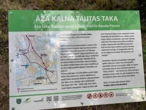 Travelnews.lv dodas 23 km pārgājienā Tukuma apkārtnē 20