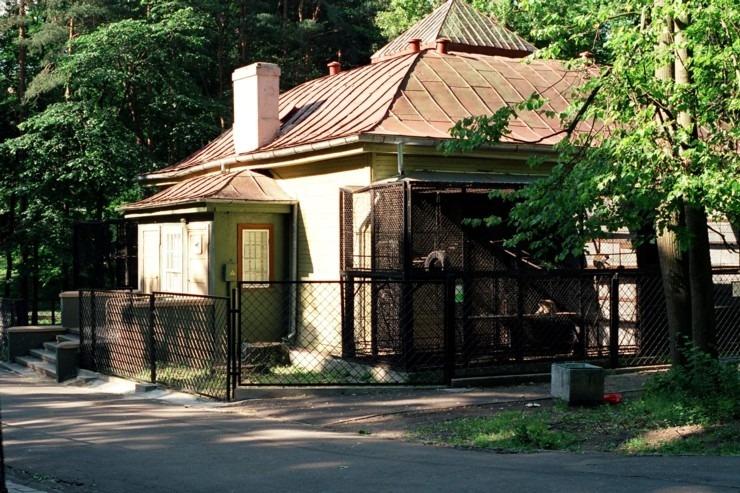 photo: Rīgas Zooloģiskais dārzs bez skumjām atvadījies no vecās Pērtiķu mājas