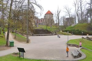 Travelnews.lv apciemo Latvijas karoga dzimteni - Cēsis 11