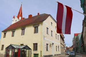 Travelnews.lv apciemo Latvijas karoga dzimteni - Cēsis 2