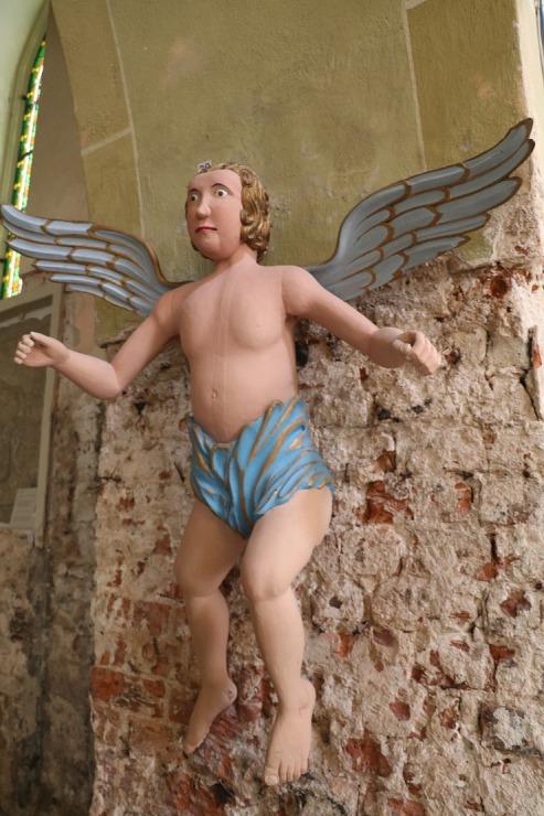 Travelnews.lv apmeklē Cēsu Svētā Jāņa evaņģēliski luterisko baznīcu pēc restaurācijas 2020.gadā 300588