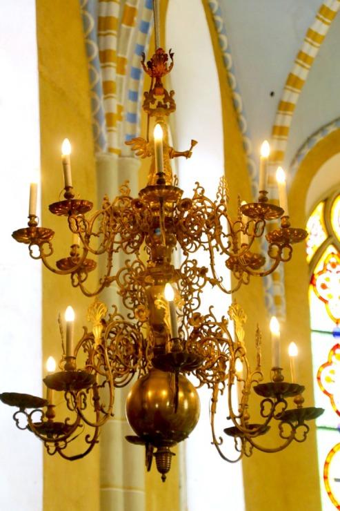 Travelnews.lv apmeklē Cēsu Svētā Jāņa evaņģēliski luterisko baznīcu pēc restaurācijas 2020.gadā 300590