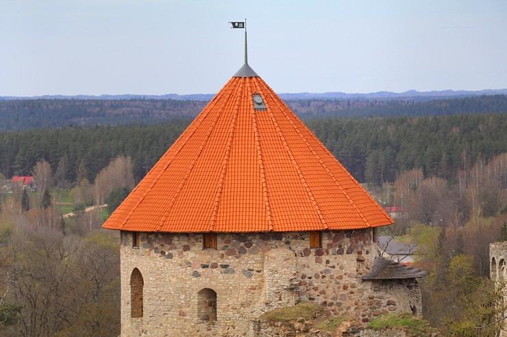 Travelnews.lv apmeklē Cēsu Svētā Jāņa evaņģēliski luterisko baznīcu pēc restaurācijas 2020.gadā 300605