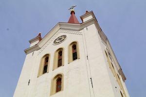 Travelnews.lv apmeklē Cēsu Svētā Jāņa evaņģēliski luterisko baznīcu pēc restaurācijas 2020.gadā 1
