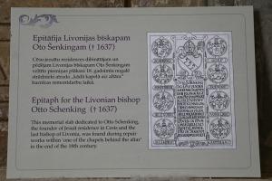 Travelnews.lv apmeklē Cēsu Svētā Jāņa evaņģēliski luterisko baznīcu pēc restaurācijas 2020.gadā 15