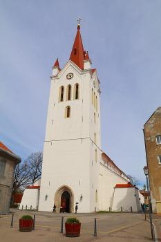 Travelnews.lv apmeklē Cēsu Svētā Jāņa evaņģēliski luterisko baznīcu pēc restaurācijas 2020.gadā 2