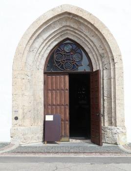 Travelnews.lv apmeklē Cēsu Svētā Jāņa evaņģēliski luterisko baznīcu pēc restaurācijas 2020.gadā 3