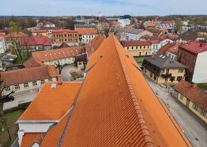 Travelnews.lv apmeklē Cēsu Svētā Jāņa evaņģēliski luterisko baznīcu pēc restaurācijas 2020.gadā 30