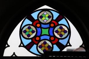 Travelnews.lv apmeklē Cēsu Svētā Jāņa evaņģēliski luterisko baznīcu pēc restaurācijas 2020.gadā 33