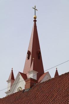 Travelnews.lv apmeklē Cēsu Svētā Jāņa evaņģēliski luterisko baznīcu pēc restaurācijas 2020.gadā 35