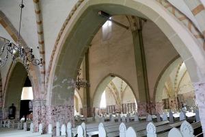 Travelnews.lv apmeklē Cēsu Svētā Jāņa evaņģēliski luterisko baznīcu pēc restaurācijas 2020.gadā 7