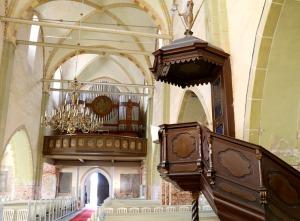 Travelnews.lv apmeklē Cēsu Svētā Jāņa evaņģēliski luterisko baznīcu pēc restaurācijas 2020.gadā 9