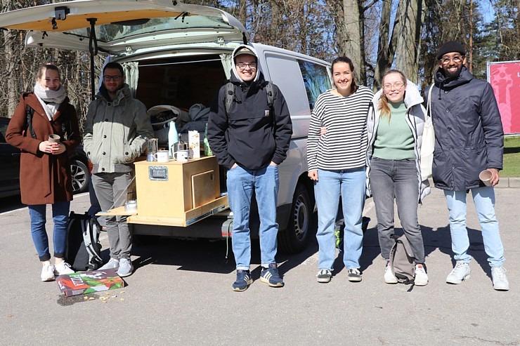 Travelnews.lv apmeklē Balto kāpu Saulkrastos 300652