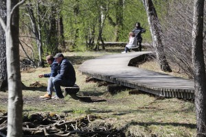 Travelnews.lv apmeklē Limbažu Lielezera dabas taku 10