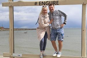 Travelnews.lv dodas 20 km pārgājienā gar Rīgas līča krastu Engures pusē 10