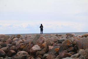 Travelnews.lv dodas 20 km pārgājienā gar Rīgas līča krastu Engures pusē 29