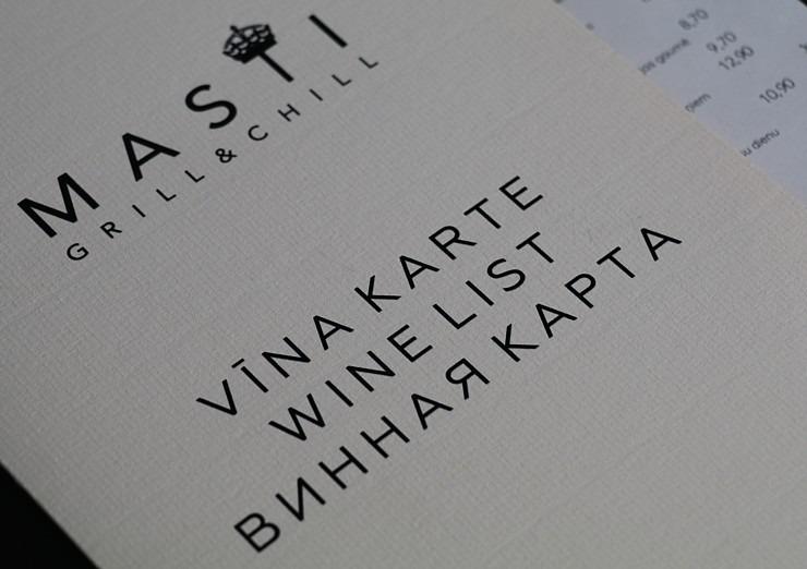 Travelnews.lv pievakarē apmeklē restorānu «Masti Grill&Chill» Ozolniekos 301011