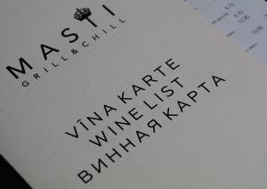 Travelnews.lv pievakarē apmeklē restorānu «Masti Grill&Chill» Ozolniekos 20
