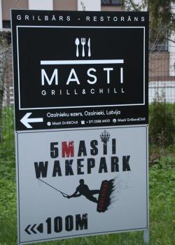 Travelnews.lv pievakarē apmeklē restorānu «Masti Grill&Chill» Ozolniekos 40