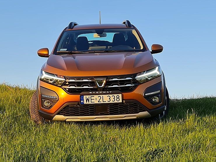 Travelnews.lv ar jauno «Dacia Sandero» apceļo Latgali un iepazīst burvīgu naktsmītni 301085