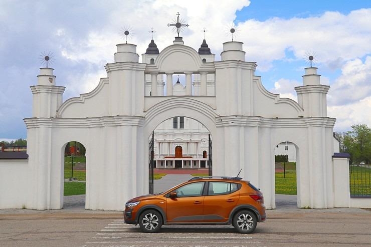 Travelnews.lv ar jauno «Dacia Sandero» apceļo Latgali un iepazīst burvīgu naktsmītni 301065