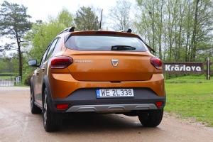 Travelnews.lv ar jauno «Dacia Sandero» apceļo Latgali un iepazīst burvīgu naktsmītni 13