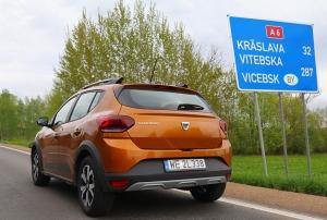 Travelnews.lv ar jauno «Dacia Sandero» apceļo Latgali un iepazīst burvīgu naktsmītni 20