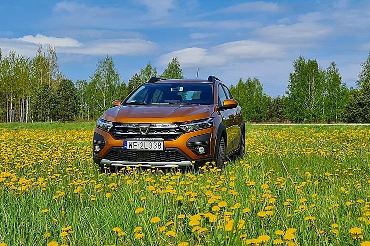 photo: Travelnews.lv apceļo Latviju ar jauno «Dacia Sandero»