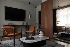 Rīgā atklāj jaunu dizaina viesnīcu «A22 Hotel» 11