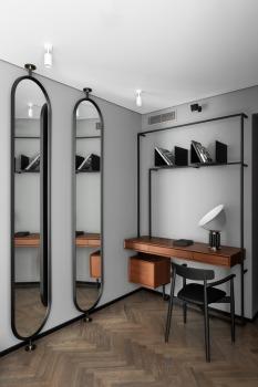 Rīgā atklāj jaunu dizaina viesnīcu «A22 Hotel» 19
