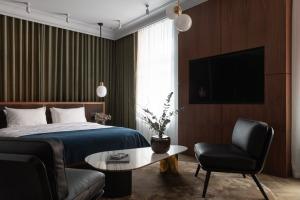 Rīgā atklāj jaunu dizaina viesnīcu «A22 Hotel» 2