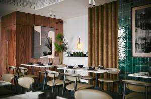 Rīgā atklāj jaunu dizaina viesnīcu «A22 Hotel» 21