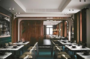 Rīgā atklāj jaunu dizaina viesnīcu «A22 Hotel» 23