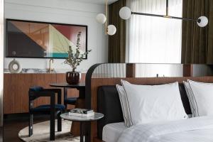 Rīgā atklāj jaunu dizaina viesnīcu «A22 Hotel» 3