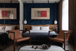 Rīgā atklāj jaunu dizaina viesnīcu «A22 Hotel» 4