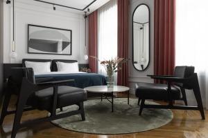 Rīgā atklāj jaunu dizaina viesnīcu «A22 Hotel» 5