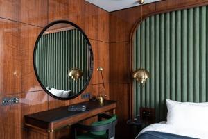 Rīgā atklāj jaunu dizaina viesnīcu «A22 Hotel» 6