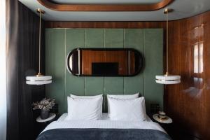 Rīgā atklāj jaunu dizaina viesnīcu «A22 Hotel» 7