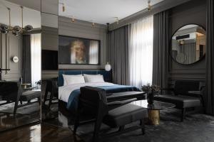 Rīgā atklāj jaunu dizaina viesnīcu «A22 Hotel» 8